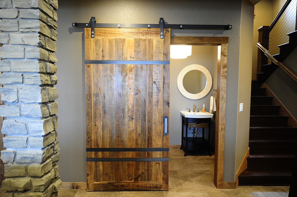 Reclaimed Wood Barn Door Finnu Designs